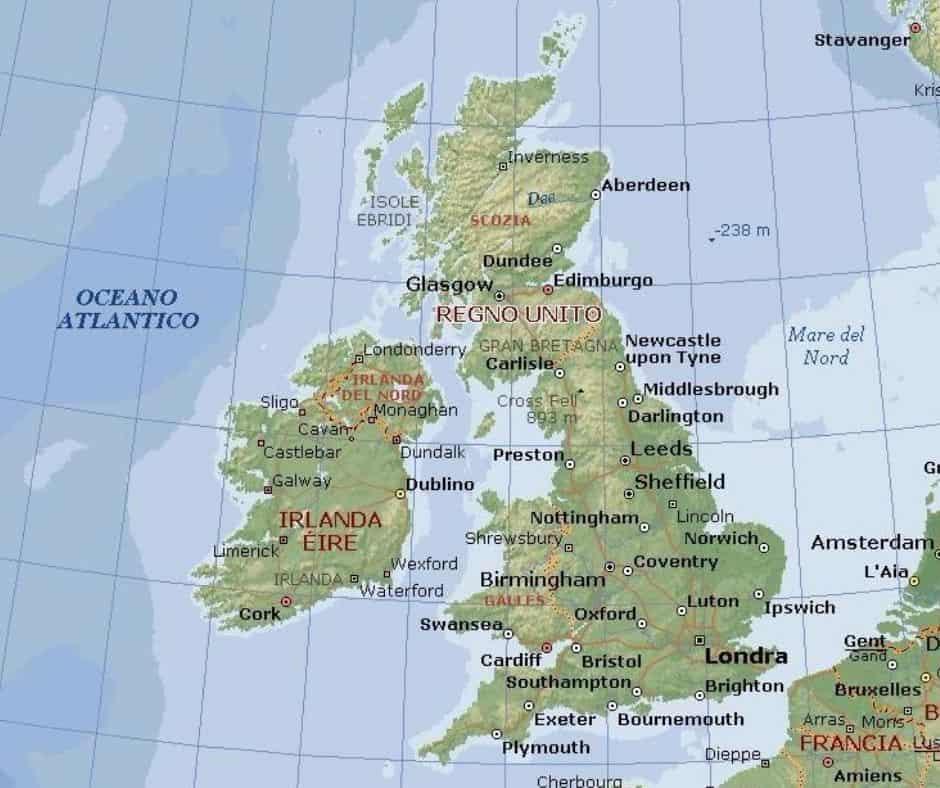 Gran Bretagna Inghilterra e Regno Unito qual e la differenza i speak english elmas